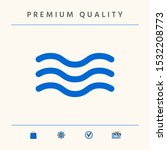 wave icon symbol. graphic...   Shutterstock .eps vector #1532208773