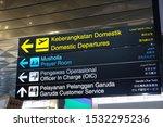 jakarta  indonesia. october 5 ...   Shutterstock . vector #1532295236