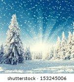 Amazing Winter Landscape  ...