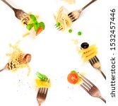 Italian Food Design  Pasta...