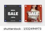 design of square vector web...   Shutterstock .eps vector #1532494973