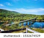 Potomac River  West Virginia. A ...