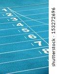 sports runway | Shutterstock . vector #153272696