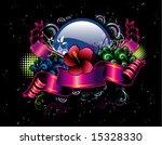 abstract banner vector...   Shutterstock .eps vector #15328330