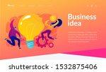 business idea  business...