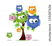 abstract illustration   tree...   Shutterstock .eps vector #153287636