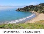 Muir Beach In Marin County ...
