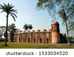 The Sixty Dome Mosque In...