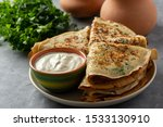 Savory Pancakes  Crepes  With...