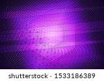 beautiful purple abstract... | Shutterstock . vector #1533186389