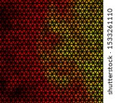 light orange vector pattern...