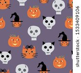 cute  fun and whimsical cats ...   Shutterstock .eps vector #1533409106