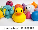 Rubber Duck And Friends Agains...