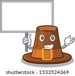 bring board pilgrims hat in the ... | Shutterstock .eps vector #1533524369