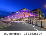 Victorian Covered Market In...