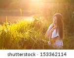 candid skipping carefree... | Shutterstock . vector #153362114