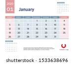 design concept layout january...   Shutterstock .eps vector #1533638696