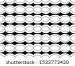 waves seamless pattern. doodle...   Shutterstock .eps vector #1533773420