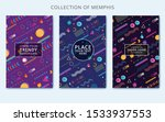 covers with minimal design....   Shutterstock .eps vector #1533937553