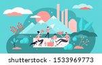 family picnic vector... | Shutterstock .eps vector #1533969773