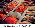 close up of different types of... | Shutterstock . vector #153403319