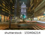 park avenue new york city | Shutterstock . vector #153406214