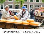 Alkmaar   Traditional Cheese...