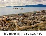 Reefnet Salmon Fishing Boats...