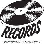 records banner   your favorite...   Shutterstock .eps vector #1534315949