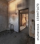 ellis island abandoned hospital ... | Shutterstock . vector #1534471670