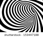 black and white abstract vector ... | Shutterstock .eps vector #153447188