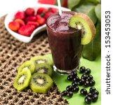 acai juice | Shutterstock . vector #153453053