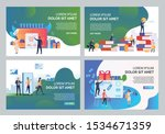 marketing and commerce... | Shutterstock .eps vector #1534671359
