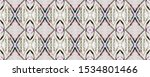Ethnic Pattern. Abstract...