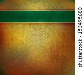 abstract golden grunge... | Shutterstock .eps vector #153495680