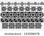 ornaments  | Shutterstock .eps vector #153508478