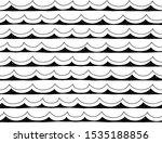 ocean waves pattern. wavy...   Shutterstock .eps vector #1535188856