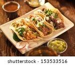 authentic mexican barbacoa ... | Shutterstock . vector #153533516