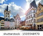 Trier  Market Place With Steipe ...