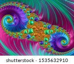 Computer Generated Fractal...