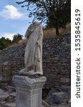 Ephesus Ruins In  Zmir Provinc...
