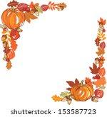 Thanksgiving Autumn Frame...