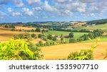 summer landscape   view of the... | Shutterstock . vector #1535907710