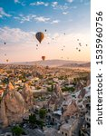 Cappadocia   Turkey   August 01 ...