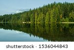 Sasamat Lake Is One Of The...