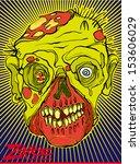 zombie   Shutterstock .eps vector #153606029