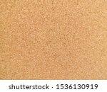 Cork Board Texture Background...