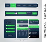ui elements for web and mobile. ...