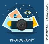 vector illustration of creative ... | Shutterstock .eps vector #1536230693