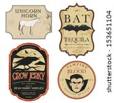 badge,banner,bat,bird,blood,bottle,brew,celebration,color,creepy,crow,design,drink,elixir,frame